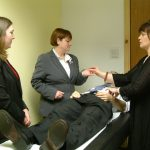 Acupuncture Treatment in the Teaching Clinic of the Irish College of TCM